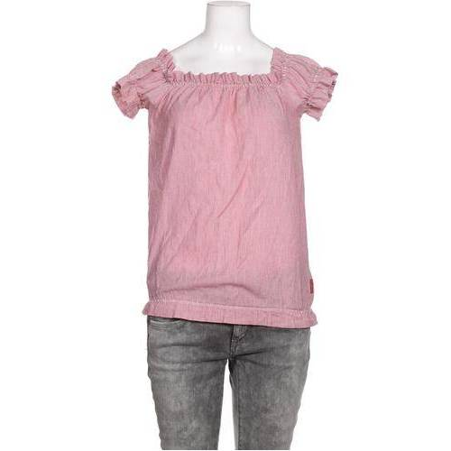 Fornarina Damen Bluse rot, INT S rot