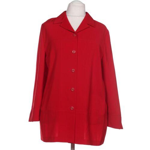 Frankenwälder Damen Bluse rot, DE 44 rot