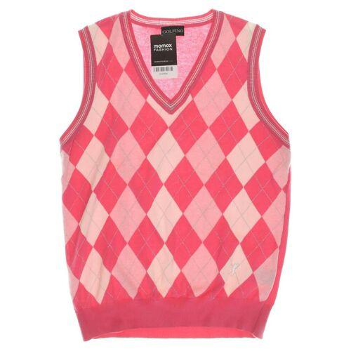 GOLFINO Damen Weste pink, DE 42 pink