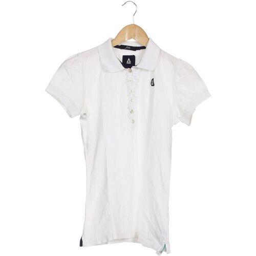 Gaastra Damen Poloshirt weiß, INT S weiß
