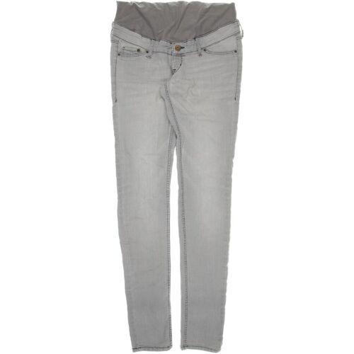 H&M Mama Damen Jeans grau, EUR 36 grau