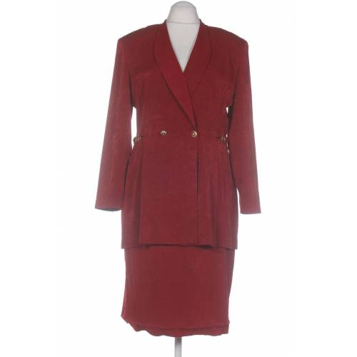Joseph Ribkoff Damen Anzug rot, US 14 rot