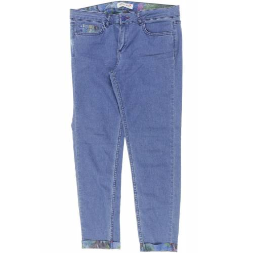 KOTON Damen Jeans blau, INCH 30, Elasthan Baumwolle Synthetik blau
