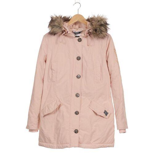 KangaROOS Damen Mantel pink, EUR 38, Synthetik pink