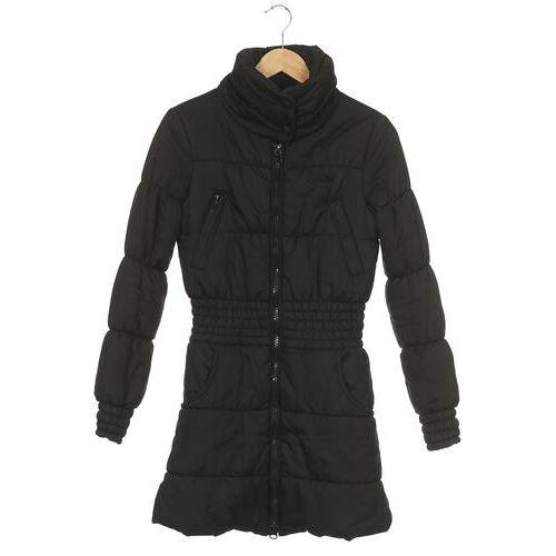 Killah Damen Mantel schwarz, INT S, Synthetik schwarz