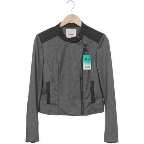 Kiomi Damen Jacke grau, INT M, Synthetik Viskose 2FF88B4 grau