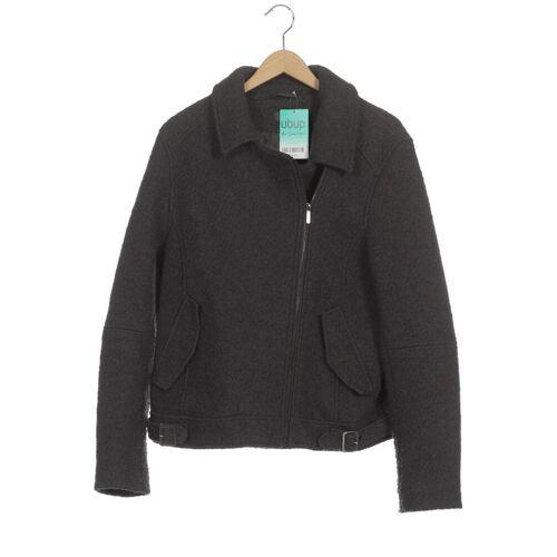 Kiomi Damen Jacke grau, DE 40, Synthetik Wolle 8ECC1FE grau