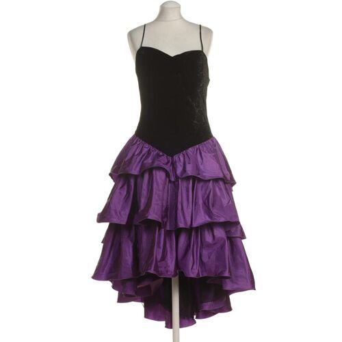 Kleemeier Damen Kleid lila, INT M, Synthetik Viskose lila