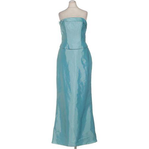 Kleemeier Damen Kleid blau, DE 40, Synthetik blau