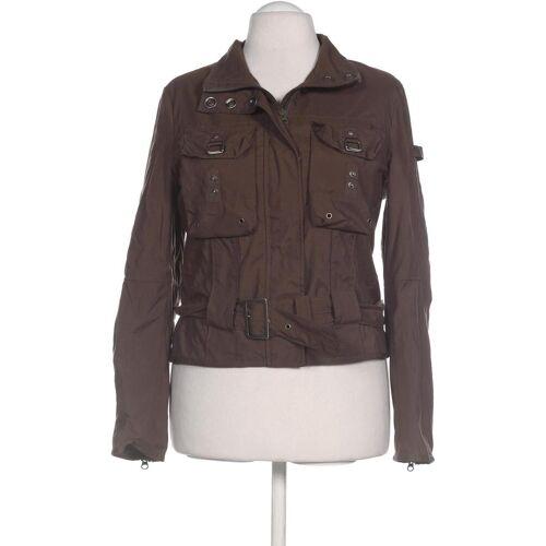 MALVIN Damen Jacke grün, DE 40, Synthetik grün