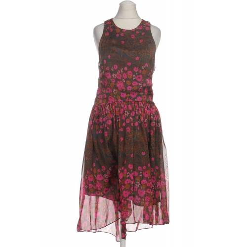 Williamson MATTHEW WILLIAMSON Damen Kleid pink, UK 8, Seide pink