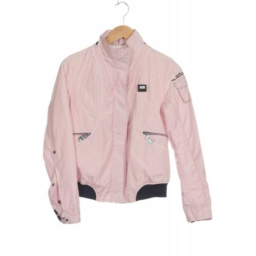 NICKELSON Damen Jacke pink, INT S, Synthetik pink