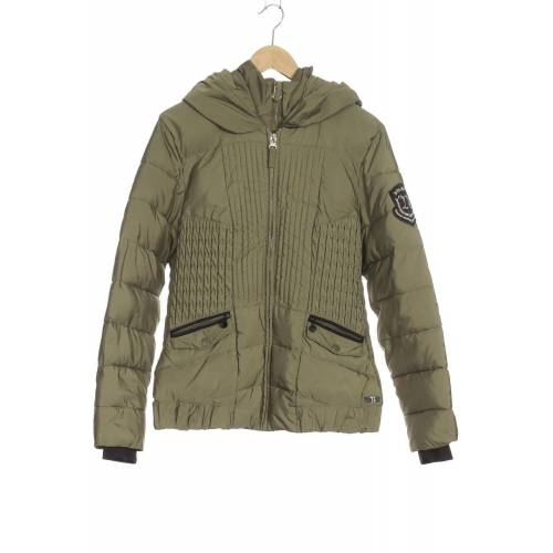 NICKELSON Damen Mantel grün, INT XL, Synthetik grün