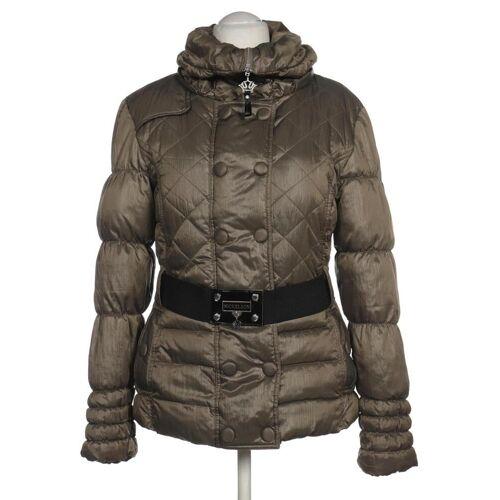 NICKELSON Damen Mantel braun, INT L, Synthetik braun