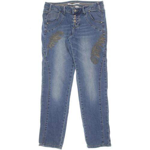 NILE Damen Jeans blau, INCH 30 blau