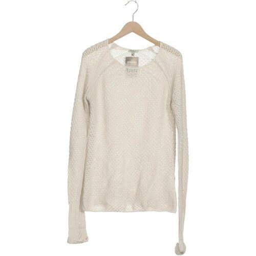 PECKOTT Damen Pullover weiß, DE 38 weiß