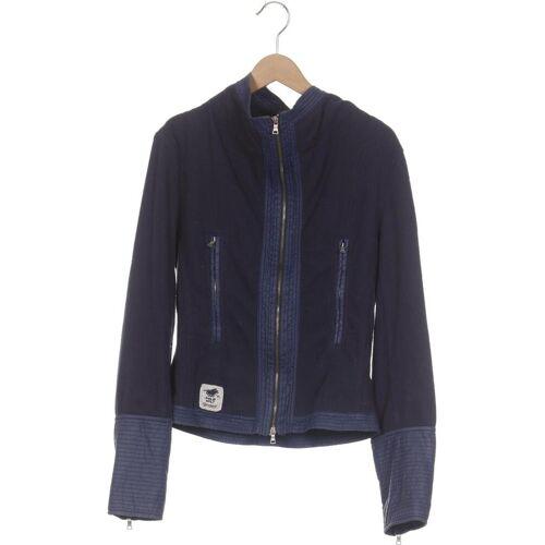 Polo Sylt Damen Strickjacke blau, INT S, Synthetik blau