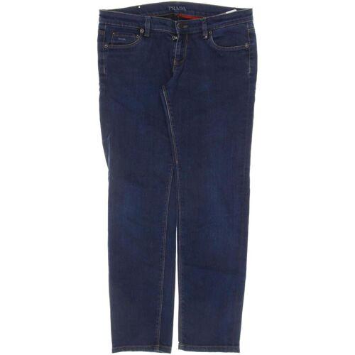 Prada Damen Jeans blau, INCH 28 blau