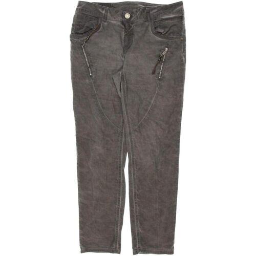 Qiero Damen Jeans grau, DE 38, Elasthan Baumwolle BA867A9 grau