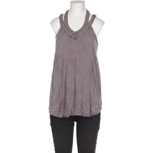 RVCA Damen Kleid grau, INT S, Viskose grau