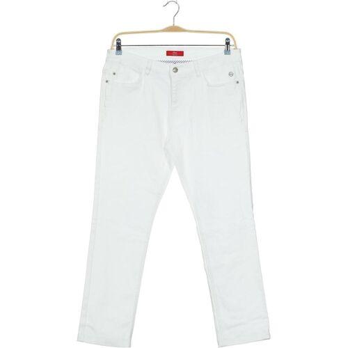 s.Oliver Damen Jeans weiß, INCH 33 BADACA2 weiß