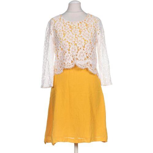 Sandro Damen Kleid gelb, SANDRO 1 gelb
