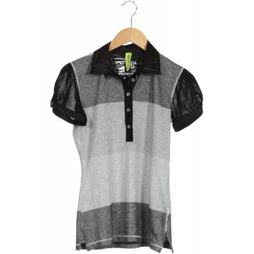 Sportalm Damen Poloshirt silber, DE 34 silber