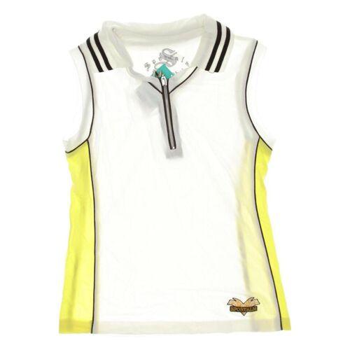 Sportalm Damen Poloshirt weiß, INT XXS weiß