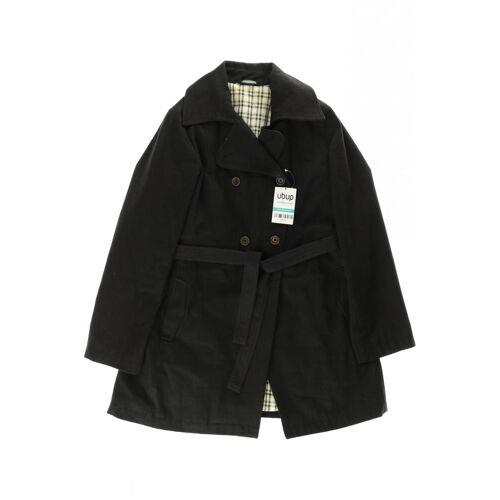 Stefanel Damen Mantel schwarz, INT S schwarz