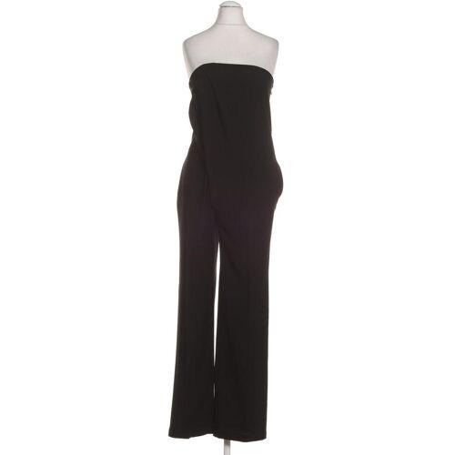 Stefanel Damen Jumpsuit/Overall schwarz, INT M schwarz