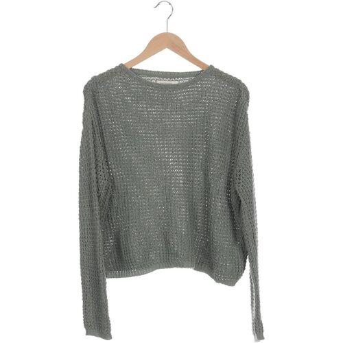 TWOTHIRDS Damen Pullover grün, INT M, Baumwolle 63D3634 grün