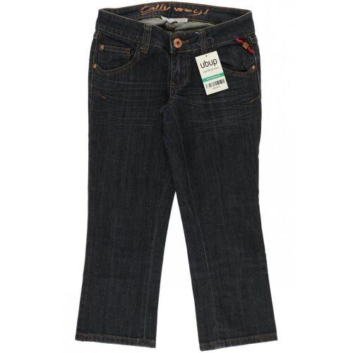 Tally Weijl Damen Jeans blau, DE 32, Jeans kein Etikett blau