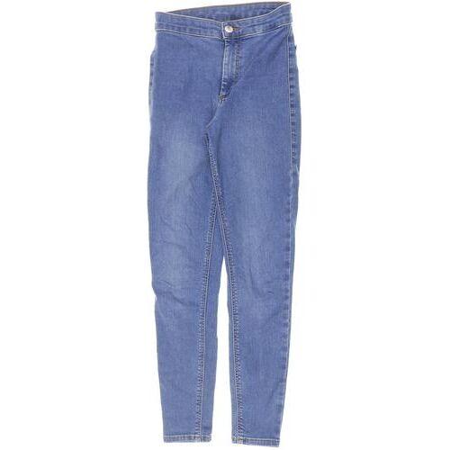Topshop Damen Jeans blau, INT XXS 0C62D87 blau