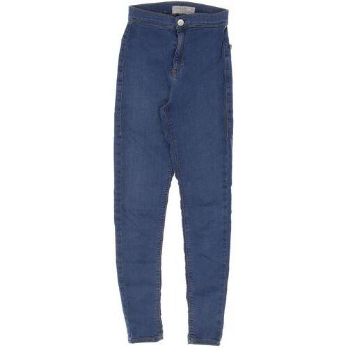 Topshop Damen Jeans blau, INT XXS 125AF9C blau