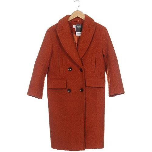 Topshop Damen Mantel rot, EUR 32, Synthetik rot