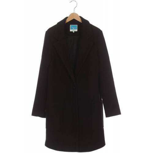 Twintip Damen Mantel schwarz, INT XS, Synthetik Wolle schwarz
