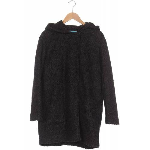 Twintip Damen Mantel schwarz, INT L, Synthetik Wolle schwarz
