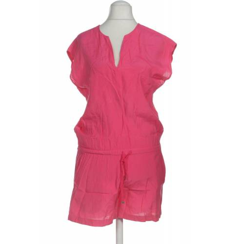 United COLORS OF BENETTON Damen Jumpsuit/Overall pink, INT XS, Viskose pink