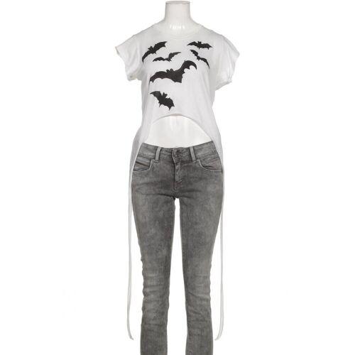 Wildfox Damen T-Shirt weiß, INT M 3C1D29F weiß
