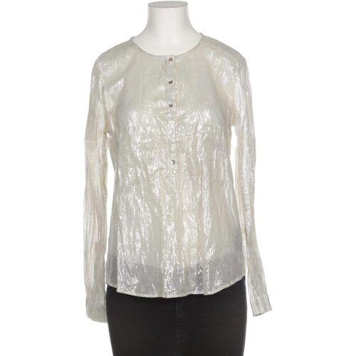 ZARA Damen Bluse silber, INT M 9405F18 silber
