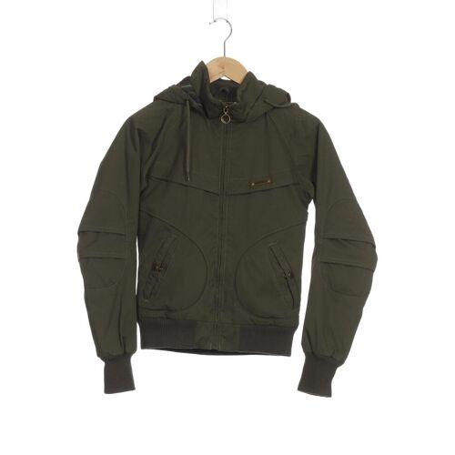 Zimtstern Damen Jacke grün, INT XS, Synthetik grün