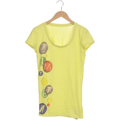 Zimtstern Damen T-Shirt gelb, INT M gelb