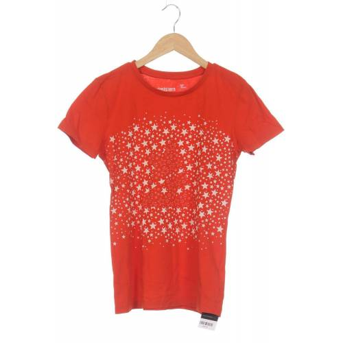 Zimtstern Damen T-Shirt orange, INT M, Baumwolle orange