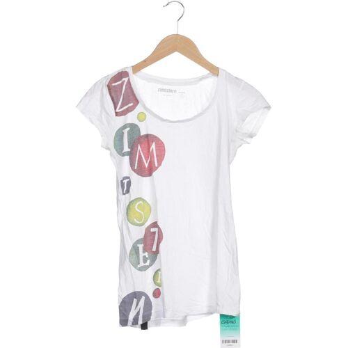 Zimtstern Damen T-Shirt weiß, INT S weiß