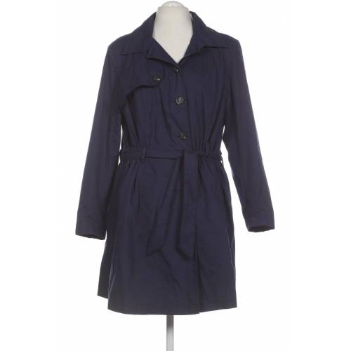 Zizzi Damen Mantel blau, INT XXL C7FDC3A blau