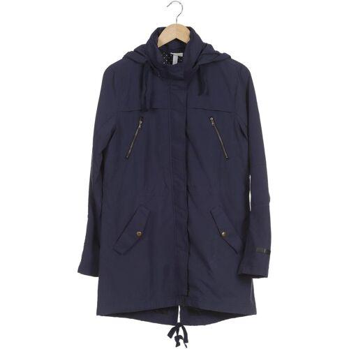 Adidas NEO Damen Mantel blau, INT S blau