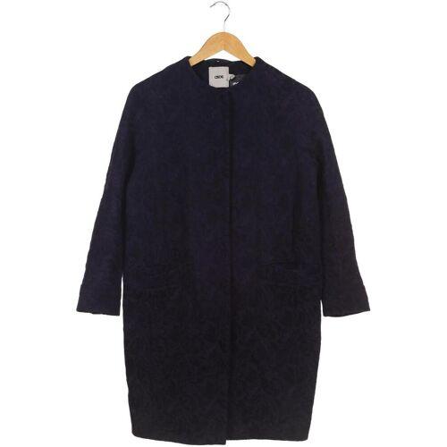 asos Damen Mantel blau, EUR 36 blau