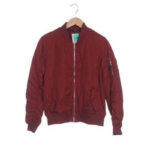 bershka Damen Jacke rot, INT XL 6E8DC0D rot