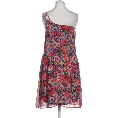 bershka Damen Kleid rot, INT XS 302FC60 rot