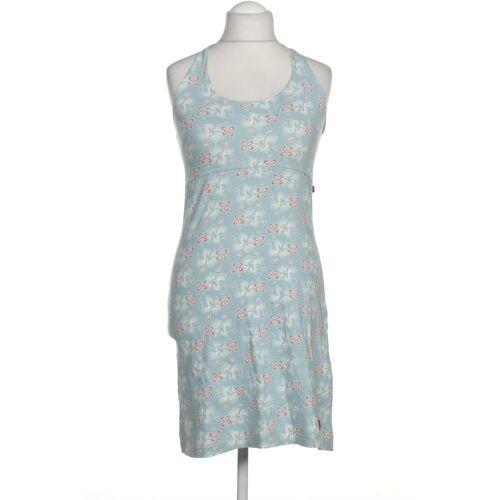 exxtasy Damen Kleid blau, DE 40, Elasthan Baumwolle 4A23F94 blau